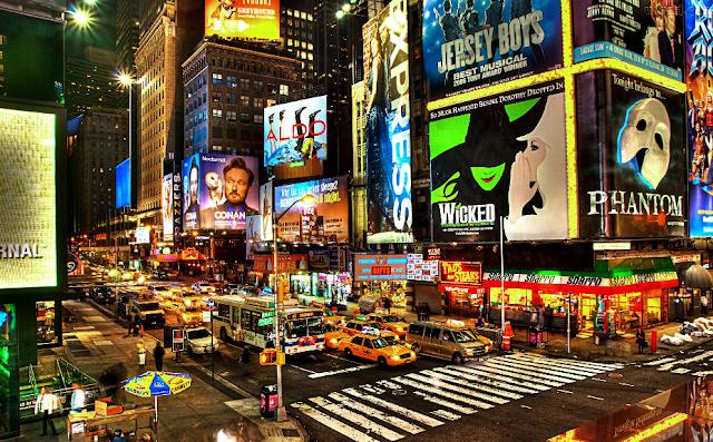 Nova York em Outubro
