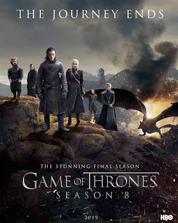 Game of Thrones season 8  fan made poster