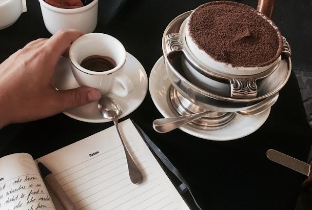 Itálie: espresso a tiramisu