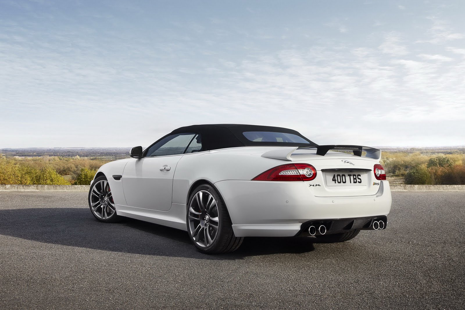 Sport Cars Jaguar Xkr S Convertible 2012