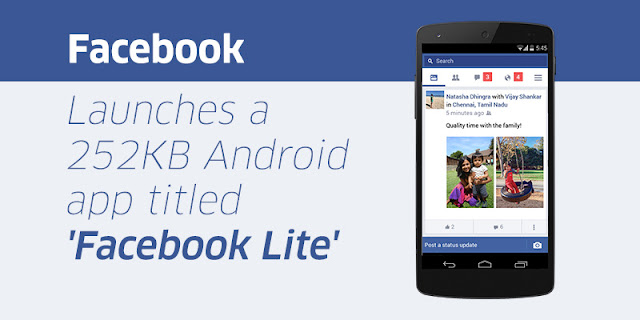 Facebook Lite 17 0 0 5 130 (39950202) Latest APK Download