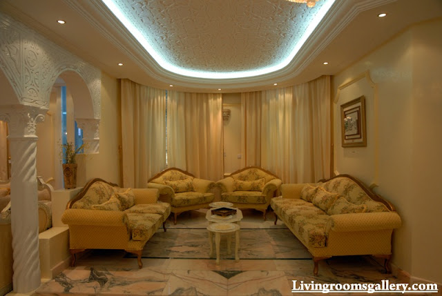 elegant false ceiling designs for living room