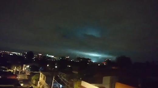 Mortal terremoto en México despide misteriosas luces de la Tierra