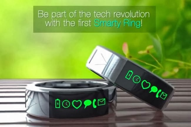 Smarty Ring For Smartphones Way2speed