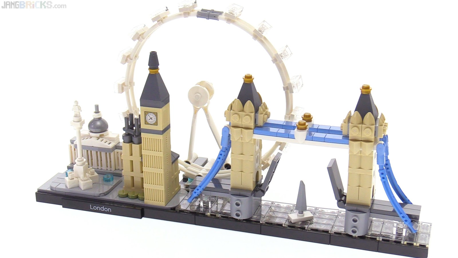 Jangbricks lego reviews mocs december 2016 for Architecture lego