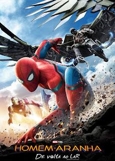 Homem-Aranha: De Volta ao Lar - TS Dual Áudio