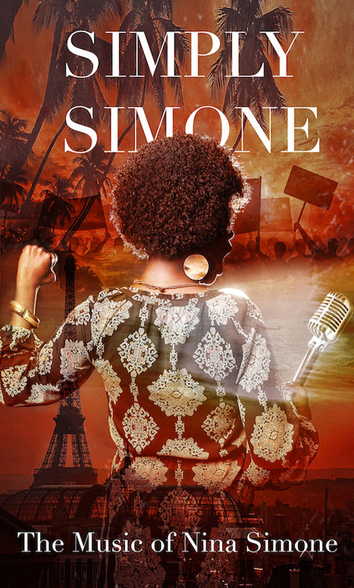 Simply Simone: The Music of Nina Simone | Theatrical Outfit | Artwork: BreeAnne Cloudus