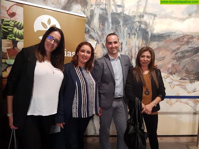 Cuatro quesos de La Palma galardonados en los Premios Agrocanarias 2018