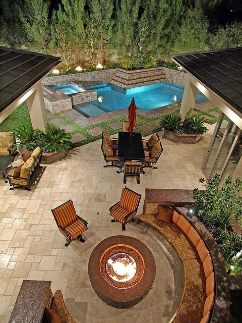 Great Patio Ideas - Side and backyard idea - Patio Design ... on Cool Backyard Designs id=13433