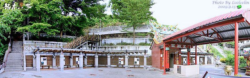 敢部隊指揮部碉堡遺址|文史影像公園