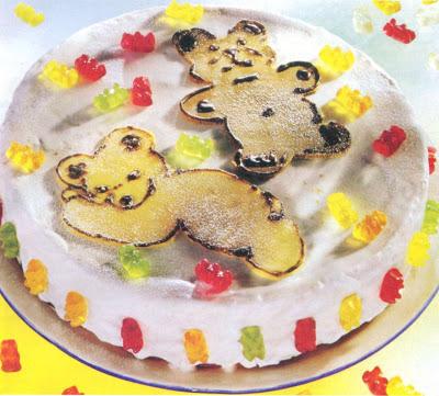 Reţetă culinară: Tort cu figurine