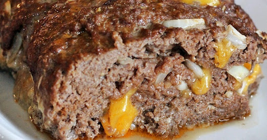 Cheeseburger Meatloaf (Keto Low Carb)