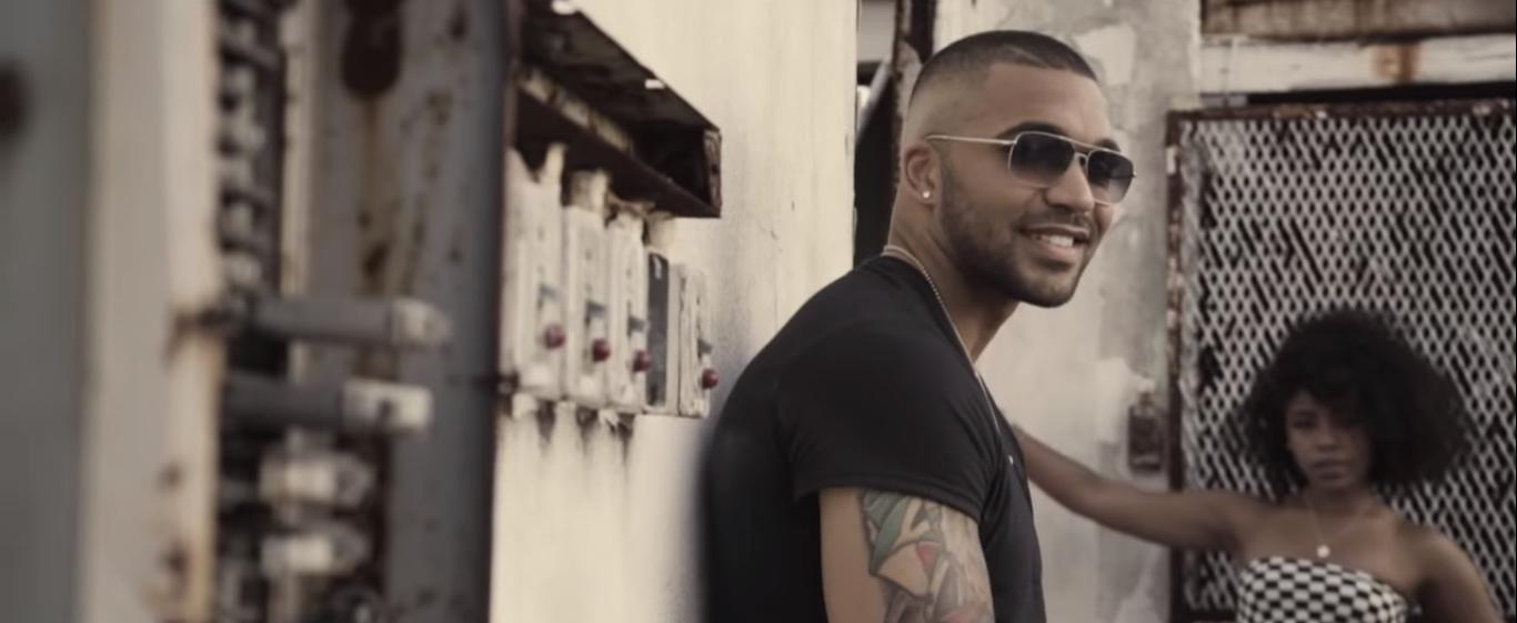 HAHN's Tyler Lepley Releases Hot New Music Video!   Soap