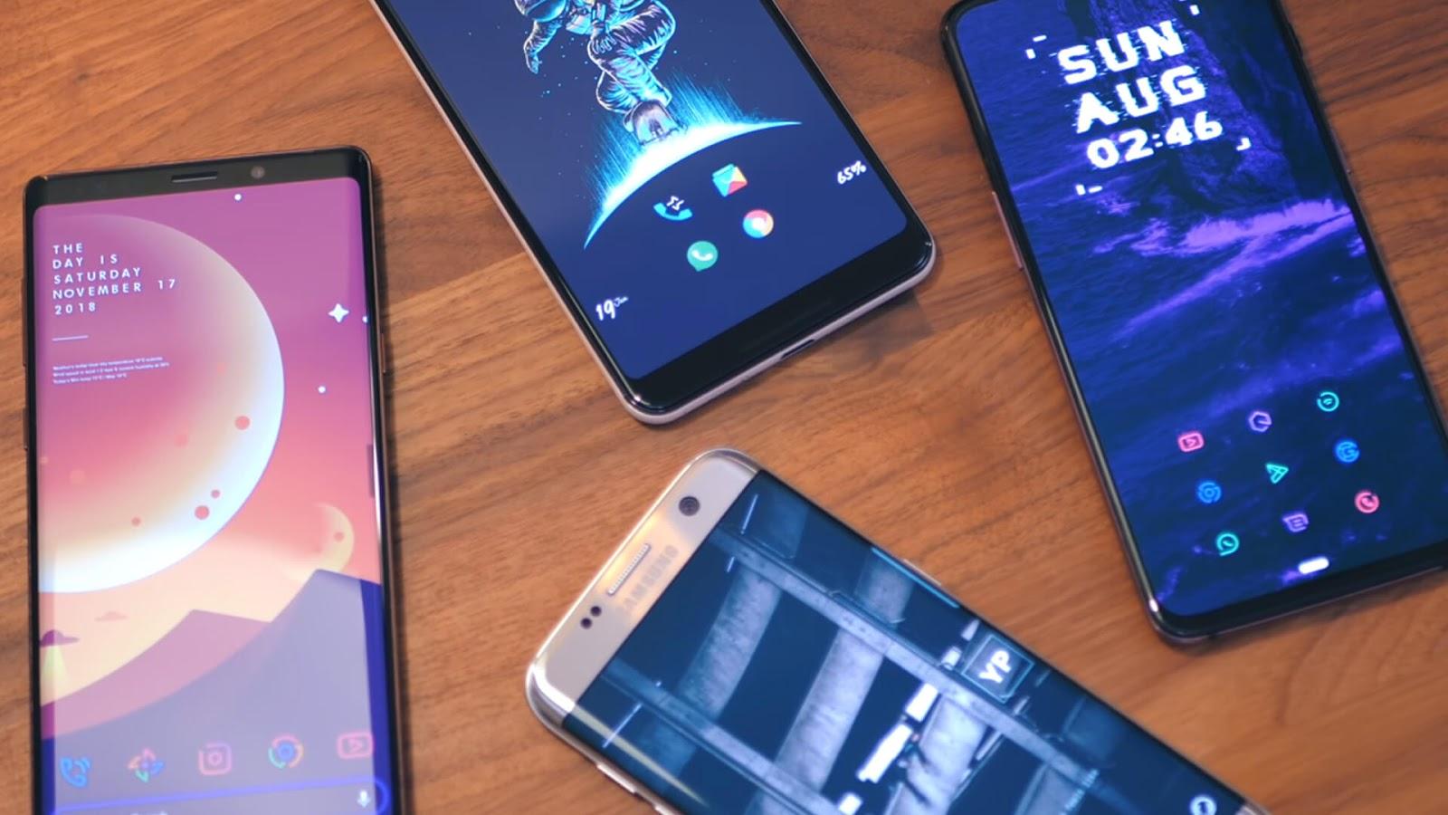 personalizacion en android