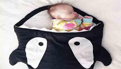 Bayi lucu tidur
