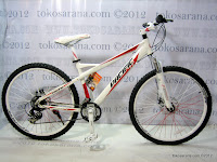 1 Sepeda Gunung Pacific Aviator 2.0 Aluminium Aloi 26 Inci