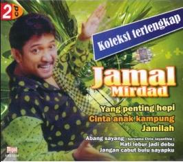Koleksi Lagu Kenangan Jamal Mirdad Mp3 Terlengkap