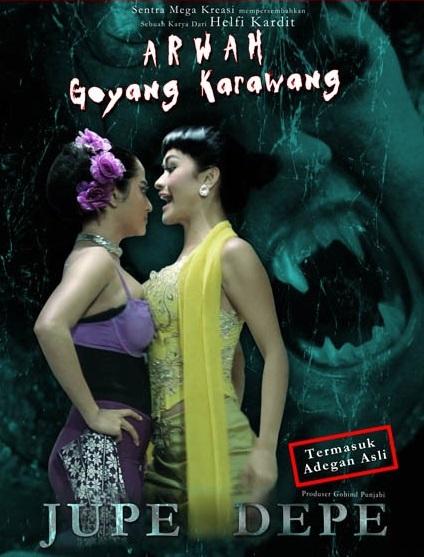 Arwah Goyang Karawang (2011) WEB-DL