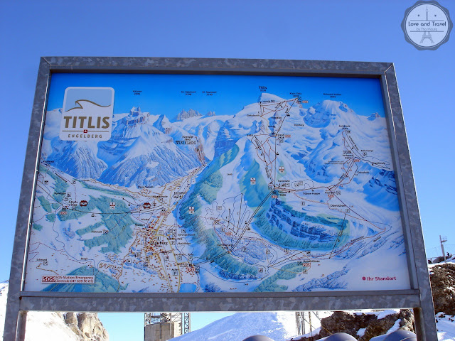 monte titlis Switzerland