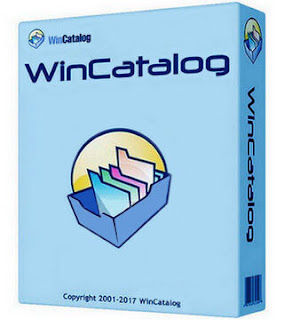 WinCatalog - Catalog and organize all your disks, files, using tags and user defined fields, and find files in seconds.