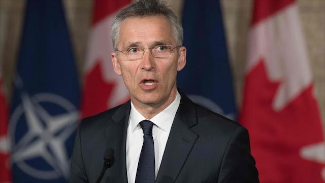 """""""Si un país báltico es atacado, OTAN estará allí inmediatamente"""""""