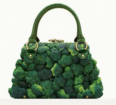 Bolsa con brocoli