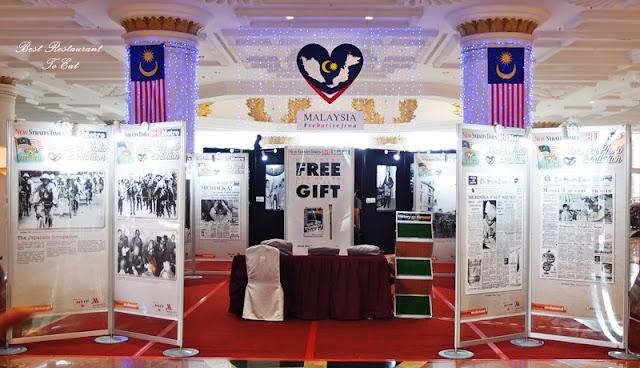 Merdeka 2016 Hawker Street Food Marriot Putrajaya Selangor Merdeka Gallery