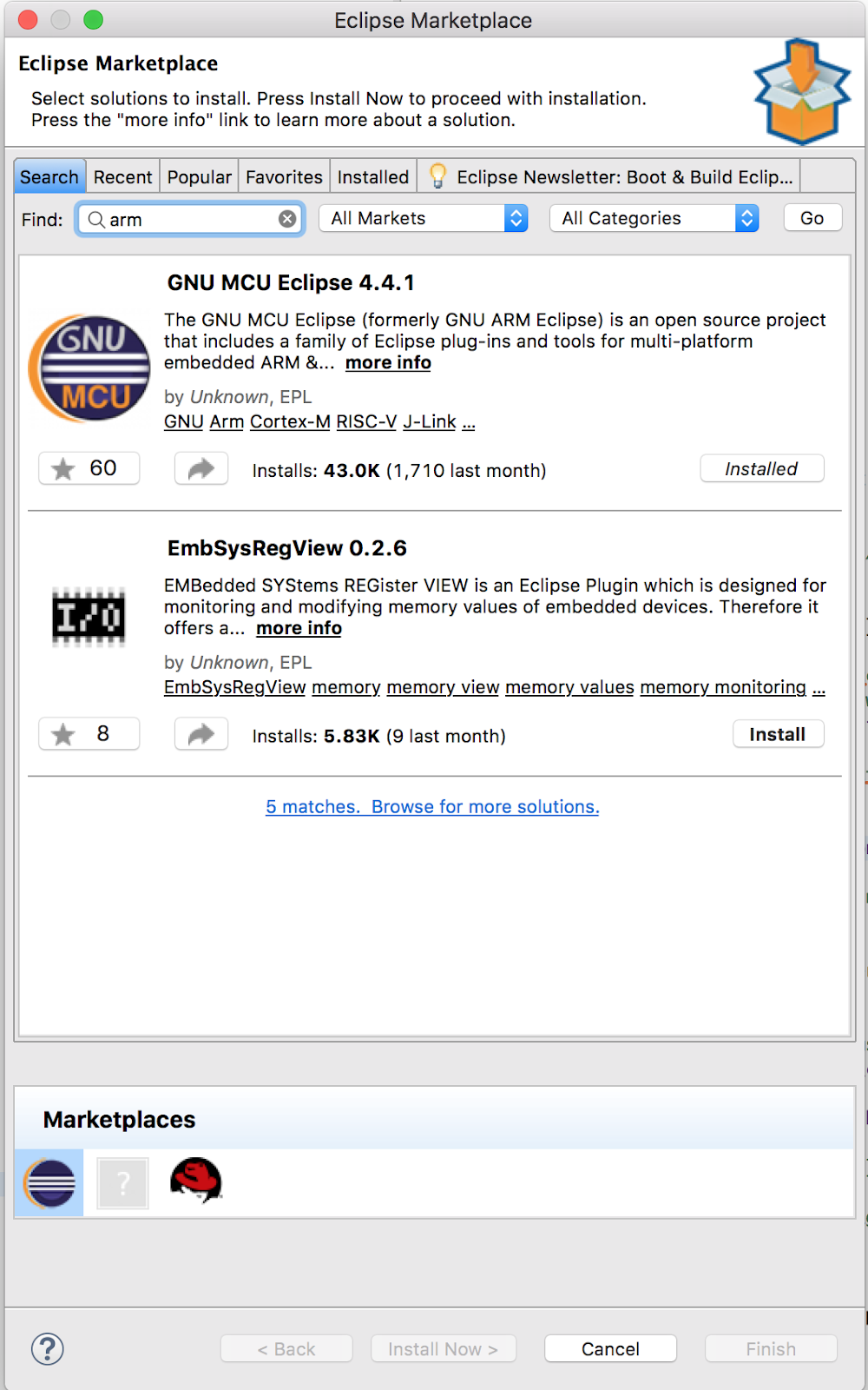 Embedded Software Development: Eclipse