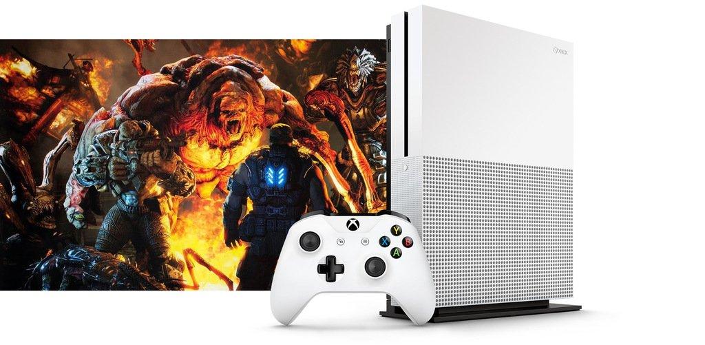 Xbox One S HTNovo