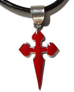 Amuletos y Talismanes: Cruz Santiago