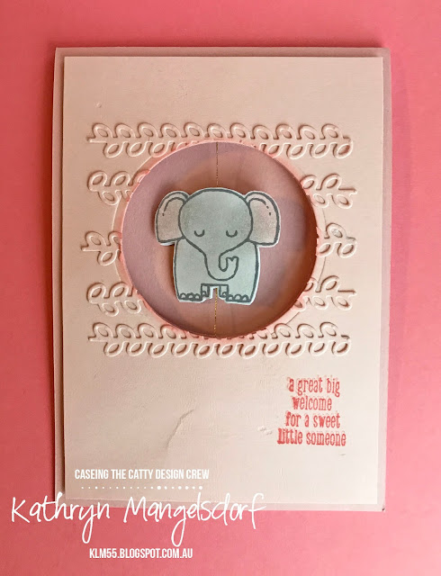 Stampin' Up! A Little Wild and Little Loves Framelits Dies