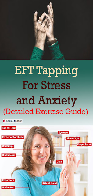 EFT Tapping For Stress and Anxiety (Detailed Exercise Guide) #HealthMedical