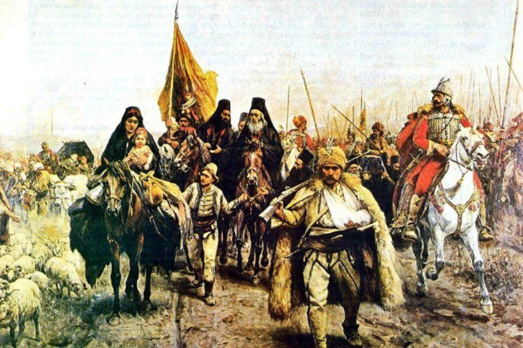Sırp imparatoru, Makedonya hükümdarı üç kardeşi Osmanlı'ya saldırmaya ikna etti.