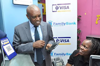 mVisa family bank kenya
