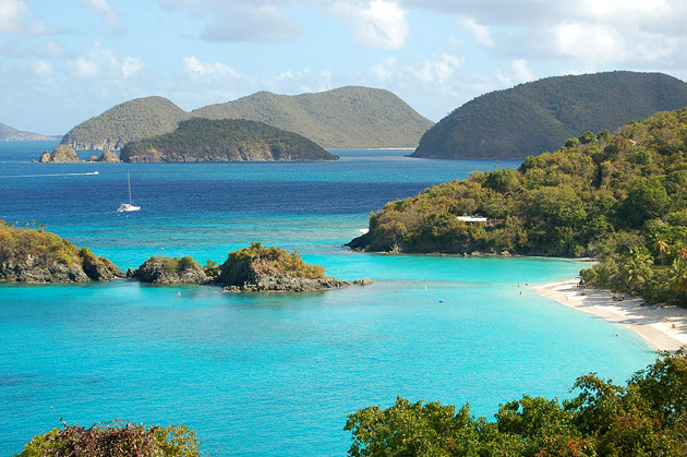 Tourist Attractions in the US Virgin Islands