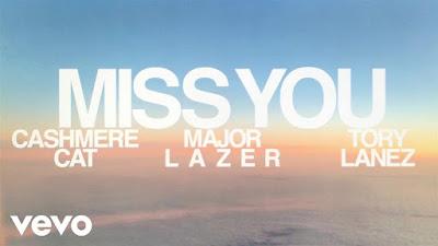 VIDEO MPYA:Cashmere Cat, Major Lazer, Tory Lanez - Miss You