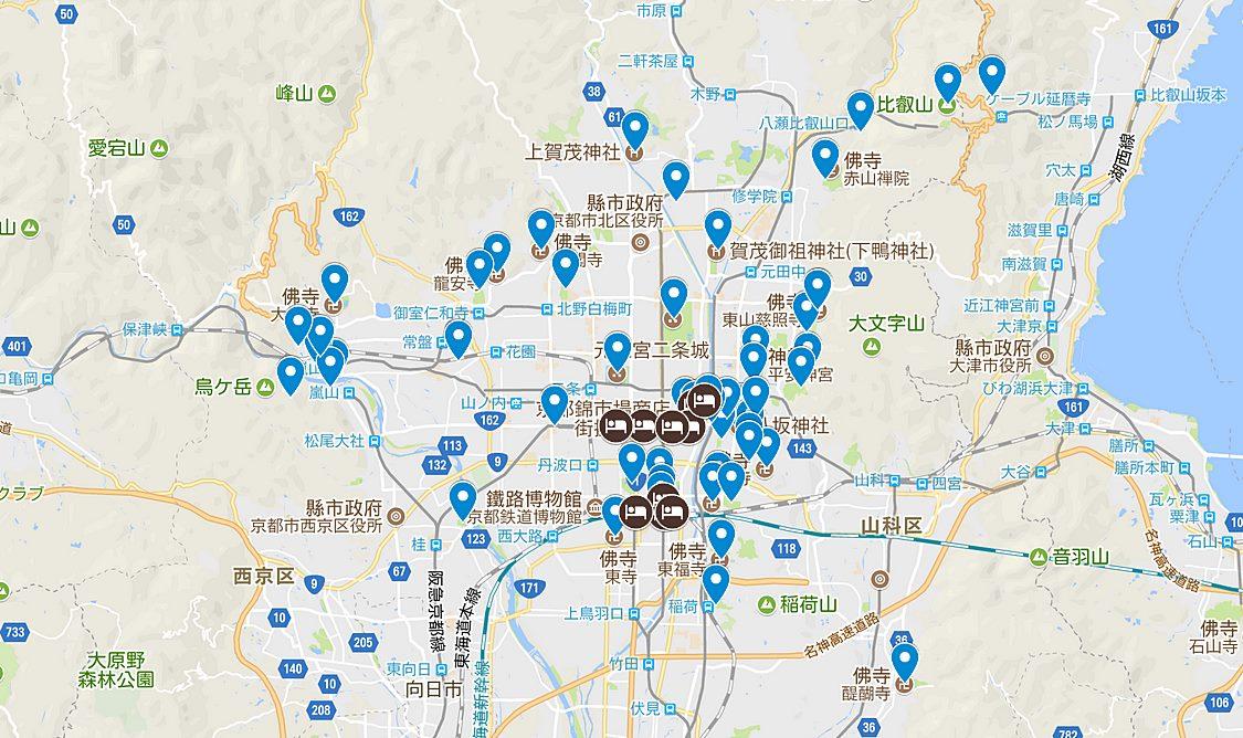 京都-京都景點-推薦-自由行-旅遊-市區-京都必去景點-京都好玩景點-行程-京都必遊景點-日本-Kyoto-Tourist-Attraction