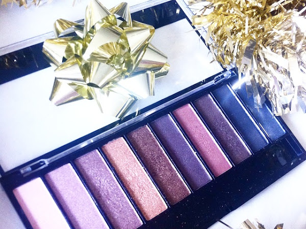 The Perfect Palette for Christmas Sparkle ❄