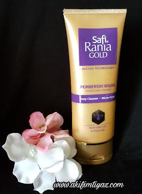 Safi Rania Gold Beetox Technolgy Rangkaian Terbaru Safi Rania Gold