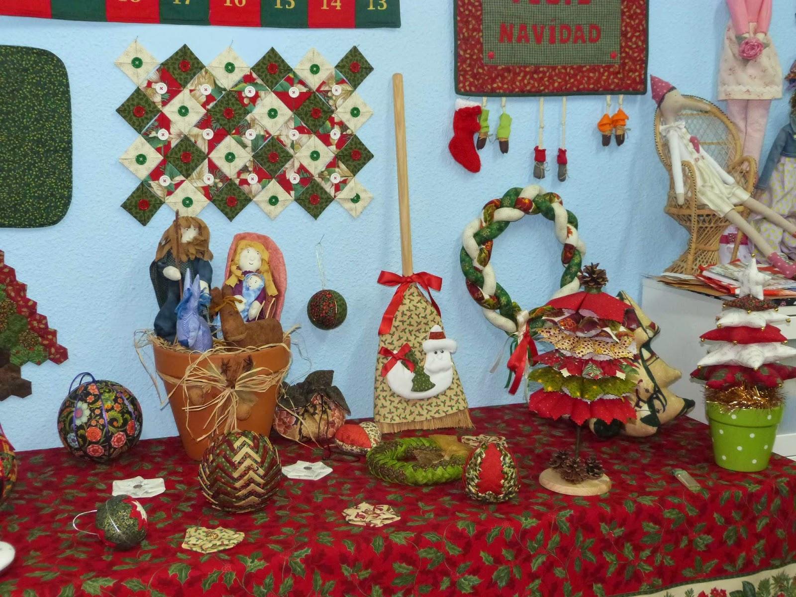 Geminispatch preparando los adornos de navidad - Los adornos navidenos ...