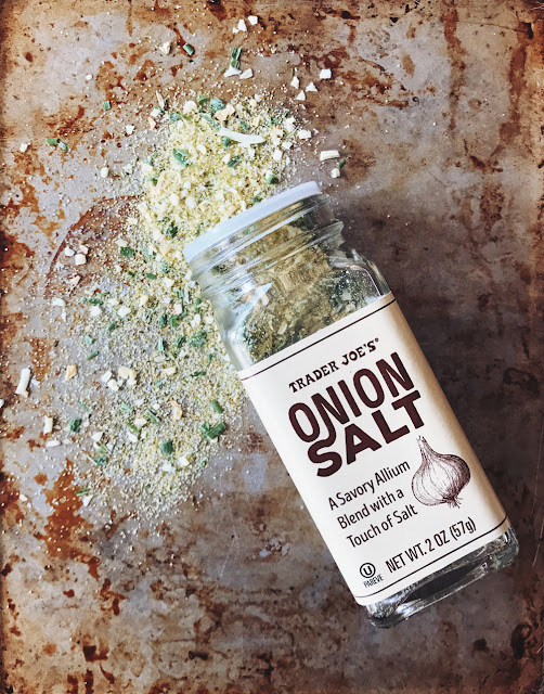 August 2017 Favorites: Trader Joe's Onion Salt (AIP)