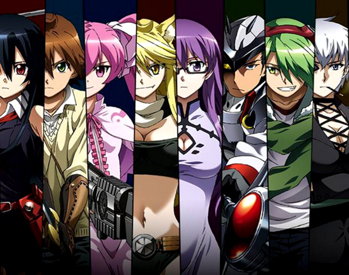 Akame Ga Kill Anime | Wallpapers Abstract