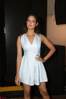 Shanvi Looks super cute in Small Mini Dress at IIFA Utsavam Awards press meet 27th March 2017 45.JPG