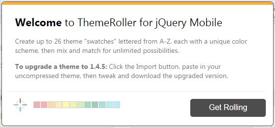 Theme Creation for jQuery Mobile « Asp Net,MVC,C# Net,VB Net