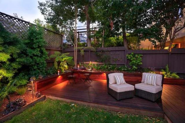 Terrazas modernas para casas