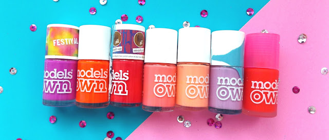 Models Own Polishes