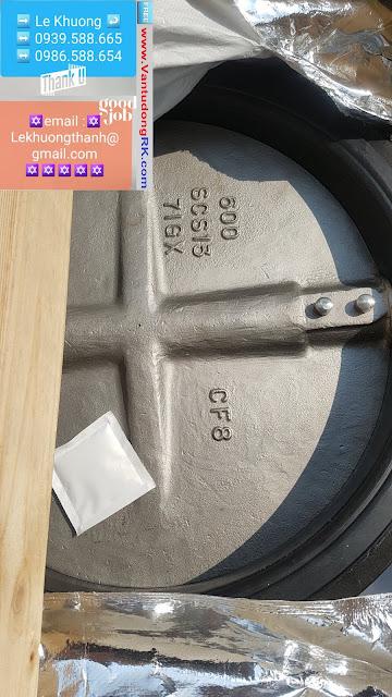 Van buom 600A