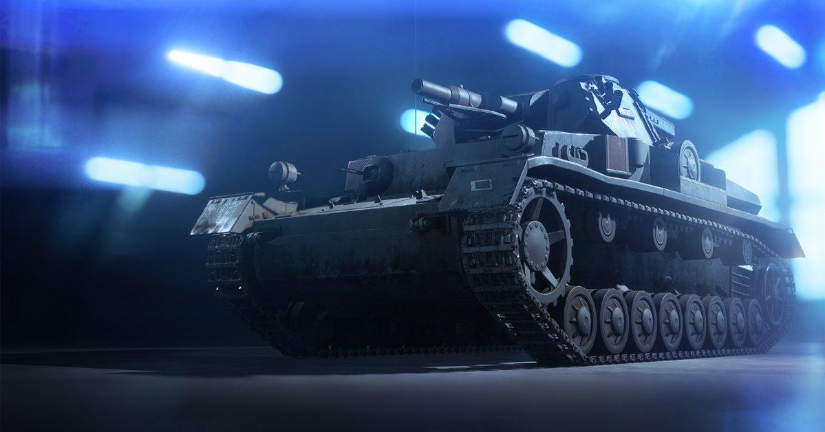 Guia básico para tanques médios no Battlefield V