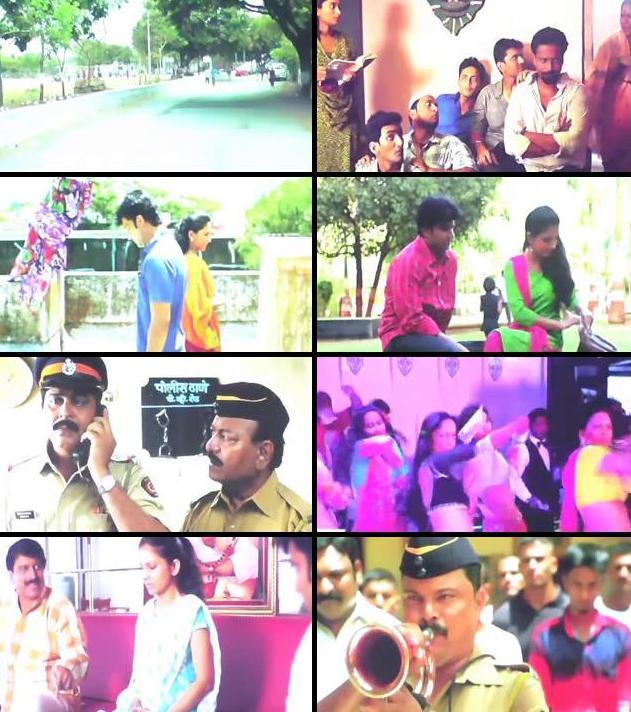 Police Line 2016 Marathi pDVDRip x264 700mb