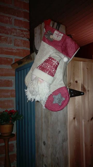 joulu koristesukka